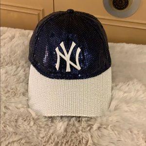 Victoria secret Yankees cap